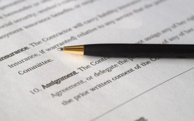 Les enjeux de la traduction juridique de contrats commerciaux